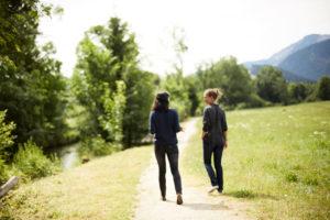 Walk & Talk Outdoor Coaching